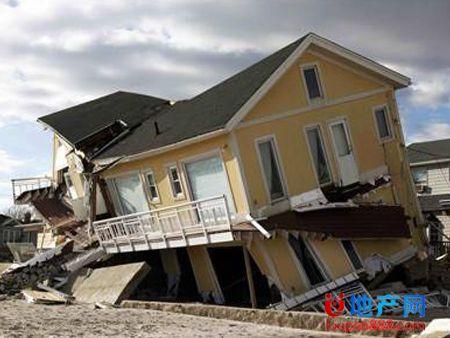 房屋因自然灾害损毁 房贷怎么办?